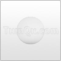Ball (T151810-62) PTFE