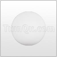 Ball (T6-200-23-1) PTFE