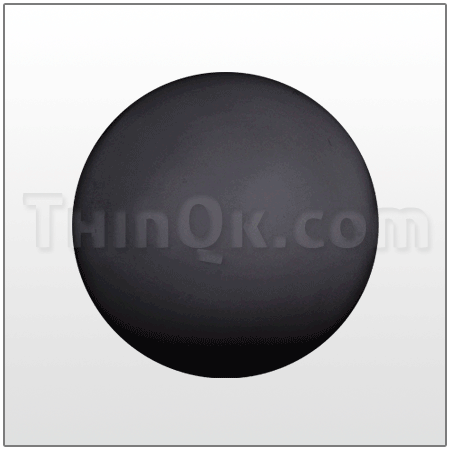 Ball (T1B027) NEOPRENE SST CORE
