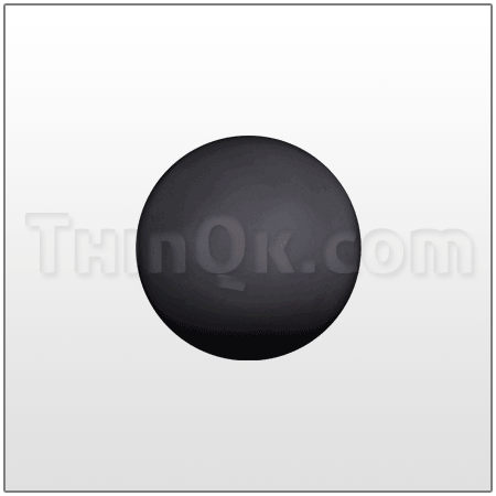 Ball (TM12 70 052) NEOPRENE