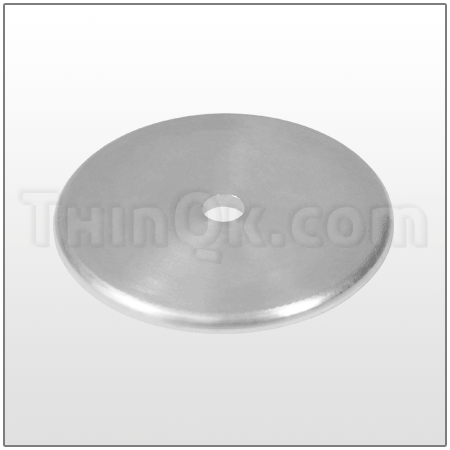 Backplate (T06-009) Stainless Steel