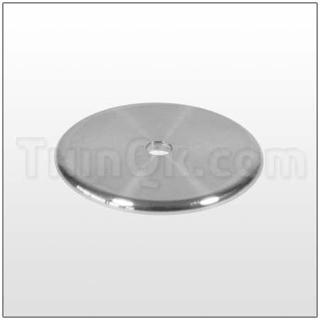 Inner plate (T1A259) STAINLESS STEEL