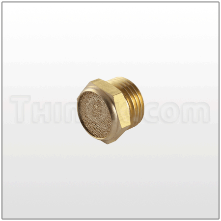 Silencer BRONZE (SINTERED)