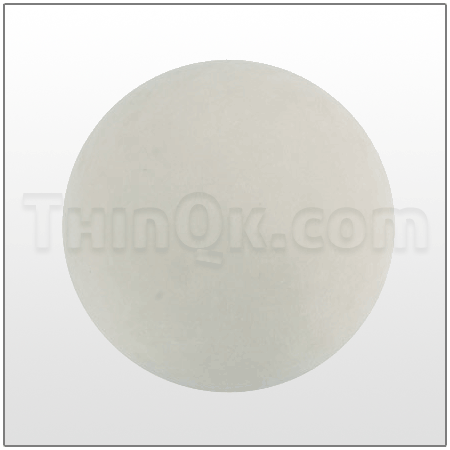 Ball (T401811-83) GREY EPDM SST Core