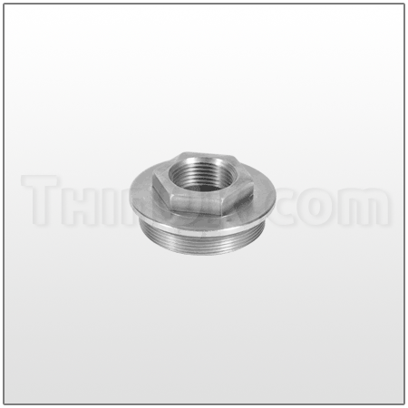 Air inlet (T502001-14) Stainless Steel