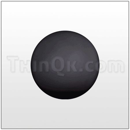 Ball (T251810-44) FKM/VITON