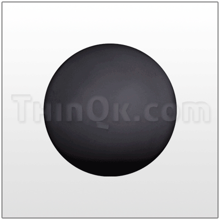 Ball (T401810-44) FKM/VITON