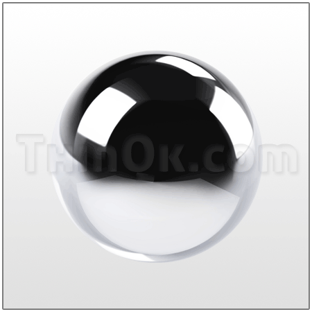 Ball (T501810-13) STAINLESS STEEL