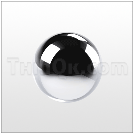 Ball (T103869) STAINLESS STEEL