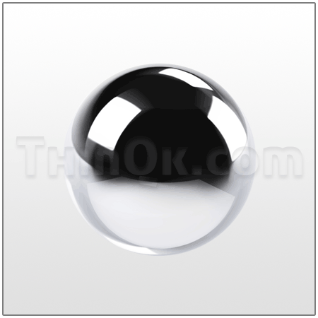 Ball (T112420) STAINLESS STEEL