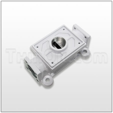 Air Valve housing (T095.109.313) EPOXY