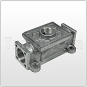 Air Valve housing (T095.109.157) ALU