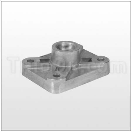 Air Inlet Cap (T165.118.010) Cast Iron