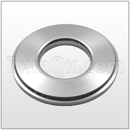 Seat (T819.6592) STAINLESS STEEL