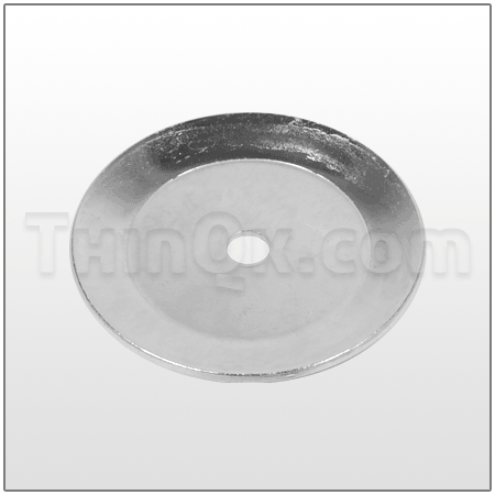 Piston (TV161C) CARBON STEEL