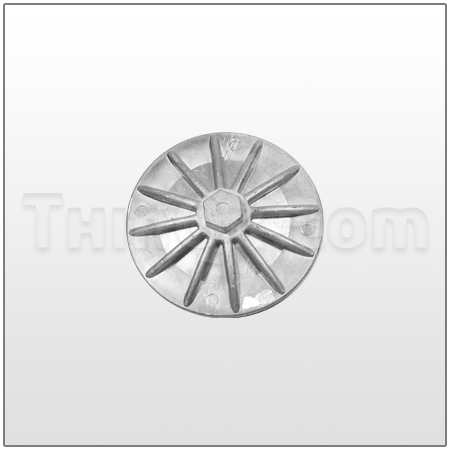 Piston (TV81B) ALUMINUM